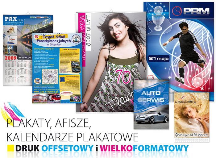 Plakaty Reklamowe Formatu A3 297x420 Cennik Cena Druku